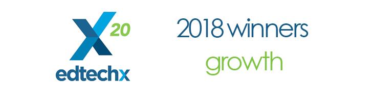 2018 EdTech 20 Growth Winners