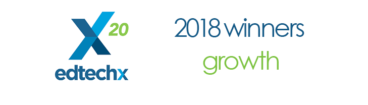 2018 EdTech 20 Growth Winners