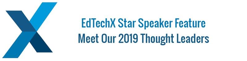 2019 - Star Speaker Landing Page