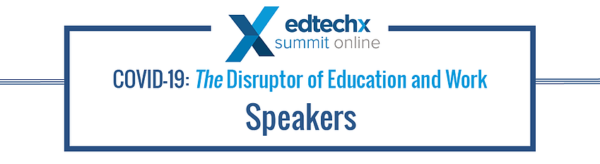 Confirmed Speakers Joining Us-Just Speakers-Disruptor