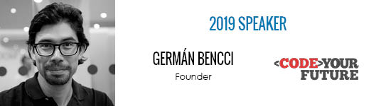 ET 19 - Insight Hub, German Bencci Code Your Future