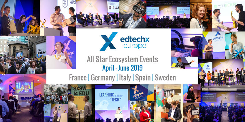 EdTechXEurope Ecosystem Events - Header- Sweden