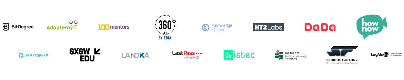 Exhibitors Logos - ETE 18v1