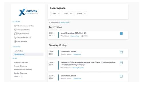 Grip - Event Agenda