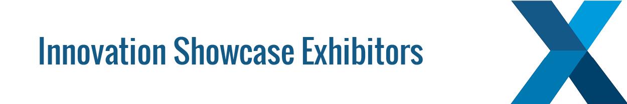 Innovation Showcase Exhibitors Left Side