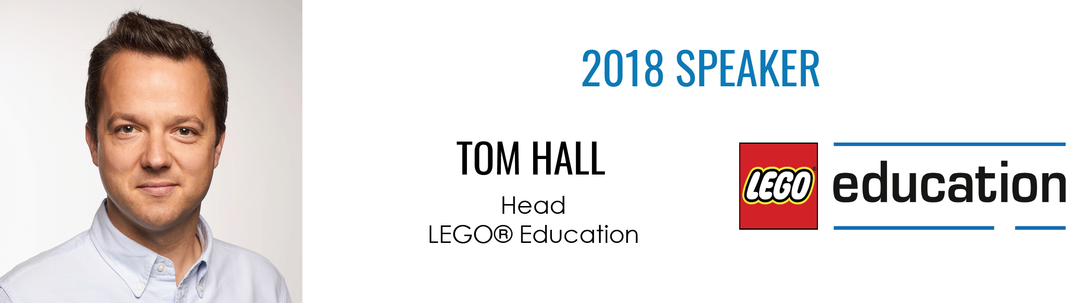 LEGO Education - Tom Hall