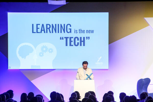 Learning is the new Tech