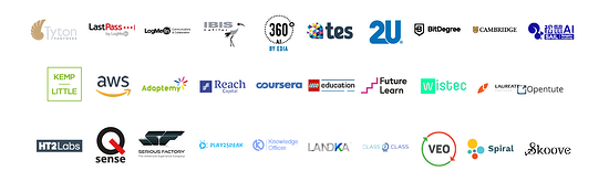 Sponsor Logos - ETE 18